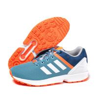 adidas阿迪达斯三叶草男鞋休闲鞋ZX FLUX运动鞋S79075