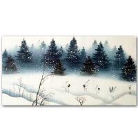 中央美院  小蒙 《雪中飞舞》