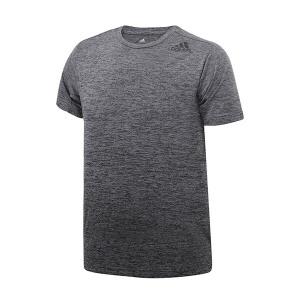 adidas阿迪达斯男装短袖T恤2017年新款综合训练运动服AJ4947