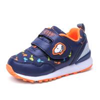 史努比童鞋秋季新品男童鞋时尚百搭儿童运动鞋男童休闲鞋中小童鞋