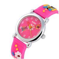 休闲卡通果冻色男女学生时尚潮流礼物个性腕表可爱童真儿童女士手表