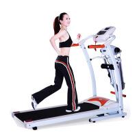 休闲娱乐多功能电动跑步机折叠运动健身器材6800  全折叠电动静音家庭小型免安装