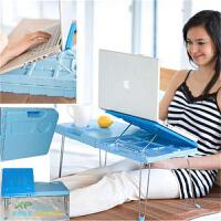 *便携可折叠笔记本电脑桌/床上电脑桌/折叠桌