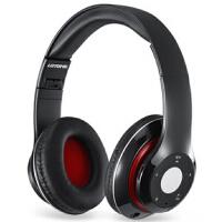 【包邮】L1头戴式蓝牙耳机 无线运动折叠插卡立体声音乐蓝牙耳机 智能降噪 FM收音机 插卡MP3 电脑 手机 平板电脑 智能电视 智能盒子 多功能蓝牙耳机