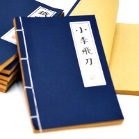 武林秘籍笔记本 随机发款式
