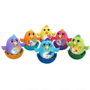 [当当自营]Silverlit 银辉 知音小鸡 儿童电动发声玩具 随机颜色发货 SVPOIF88280STD01