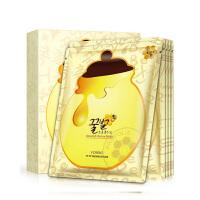 [当当自营]韩婵 蜂胶嫩肤滋养面膜5片 水滢净肤补水