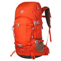 探路者TOREAD户外男女通款35升双肩背包徒步旅行登山包自带防雨罩TEBC90609