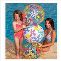 INTEX 儿童沙滩球 海边玩具 充气球 海滩球 戏水玩具球