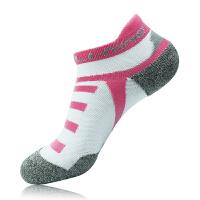 李宁LiNing 羽毛球袜 低跟袜 AWSK158 运动袜女款袜 低筒厚袜