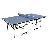 双折移动式乒乓球台标准移动乒乓球桌比赛用室内乒乓球台
