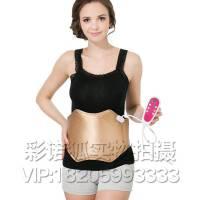 暧宫防寒暖胃艾灸保健冬季电热保暖护腰震动按摩腰部腰椎间盘突出
