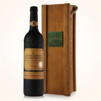 烟台张裕卡斯特酒庄蛇龙珠干红葡萄酒