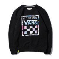 范斯Vans2017新款男装卫衣运动服运动休闲VN0A33UUBLK