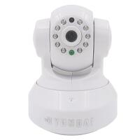 现代(HYUNDAI)WF2000 高清网络摄像机 WIFI 无线网络摄像头 远程智能监控家居IP 韩国现代品牌