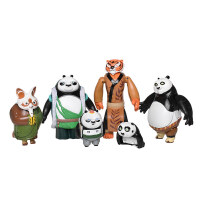 [当当自营]BANDAI万代捣蛋嘉年华-功夫熊猫-阿宝与朋友们BANC84006