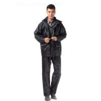天堂雨衣N211-7A 尼龙绸双层摩托车雨衣加雨裤户外套装服雨衣套装