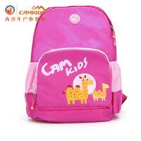 camkids小骆驼儿童双肩包幼儿圆1-6岁书包韩版女童背包小学生书包70770407