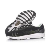 李宁女鞋跑步鞋2017新款超轻十四代减震轻质透气专业跑反光运动鞋