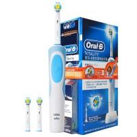 Braun/博朗欧乐B电动牙刷 oral-b D12013W 亮杰 自动 牙刷 充电式