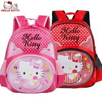 HELLO KITTY 凯蒂猫儿童卡通书包KT猫女童宝宝幼儿园可爱双肩书包CC-HK3222