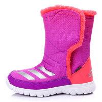 adidas阿迪达斯童冬季新品女大童10-13岁高帮雪地靴BB3955