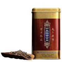 七彩云南庆沣祥茶叶 散茶 普洱茶陈香金芽250g