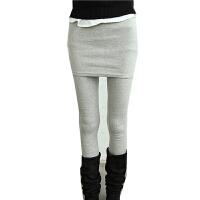 慈颜CIYAN 孕妇装春秋款孕妇裤 打底裤 假两件包臀裙裤 孕妇裙裤WML0160