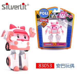 [当当自营]Silverlit 银辉 POLI系列 安巴玩偶 SVPOLI83053STD