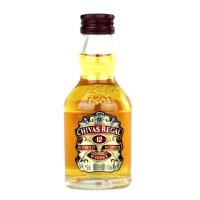 Chivas Regal 芝华士12年苏格兰威士忌  50ml