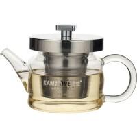 KAMJOVE/金灶AM系列耐热玻璃小茶壶泡茶器品茗红茶杯普洱茶茶具 250ml
