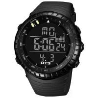 奥迪斯潮流大表盘运动男表户外游泳防水多功能电子表学生男士手表