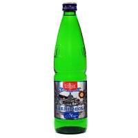 俄罗斯斯澜夫天然含气矿泉水 500ml*20瓶 (整箱)