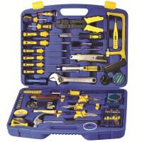 帕司特70件套电工工具套装修电脑工具烙铁套装五金工具箱