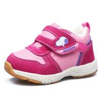 史努比童鞋学步鞋儿童运动鞋男女童棉鞋休闲鞋中小童机能鞋