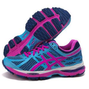 ASICS女跑步鞋跑步Gel-cumulus鞋子T5D8N-4135