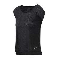 NIKE耐克女装2017新款透气速干无袖跑步运动短袖T恤831785