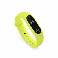 小米手环2代腕带替换带 非原装二代智能防水光感通用表带 佩戴舒适