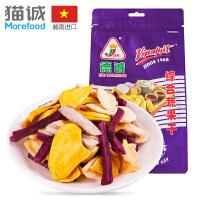 【越南进口】德诚综合蔬果干250g 皇冠AK综合果蔬干 特产果干零食