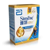 【当当自营】雅培 亲体金装幼儿喜康力婴幼儿配方奶粉3段 400g/盒(雅培三段)