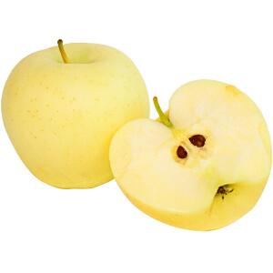 【山东特产】烟台苹果金帅 黄元帅香蕉果 奶油红富士80# 5斤