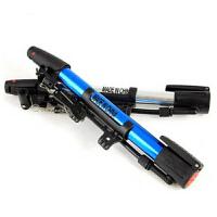 耐嘛多功能接口自行车随车便携打气筒