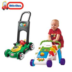 Little Tikes 小泰克 小帮手除草机滑行学步车儿童踏行车