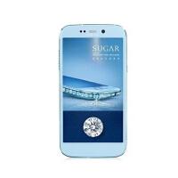 SUGAR SS129 法国女士宝石手机 施华洛世奇水晶优雅版(16G)