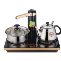 金灶A20L电磁炉 智能上水不锈钢煮水电茶壶消毒抽水茶具