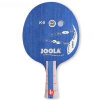 JOOLA优拉尤拉 K6 铝纤维乒乓球底板球拍 66550横板 66553直板