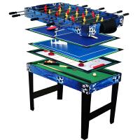 多功能台球桌游戏桌 儿童桌上足球 冰球木质桌游桌游