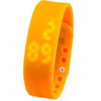 运动健康计步 W2 智能手环 USB腕带 智能穿戴蓝牙手表
