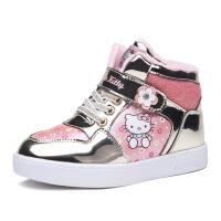 HELLOKITTY童鞋时尚甜美舒适运动板鞋