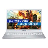 三星(SAMSUNG)500R5L-Y01 15.6英寸超薄游戏办公笔记本电脑  I7-5500 8G 128G+500G 2G独显 全高清屏 双硬盘 闪电发货